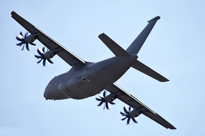 Ан-70 - транспортный самолет