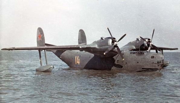 Бе-6 (ЛЛ-143) - самолет-амфибия