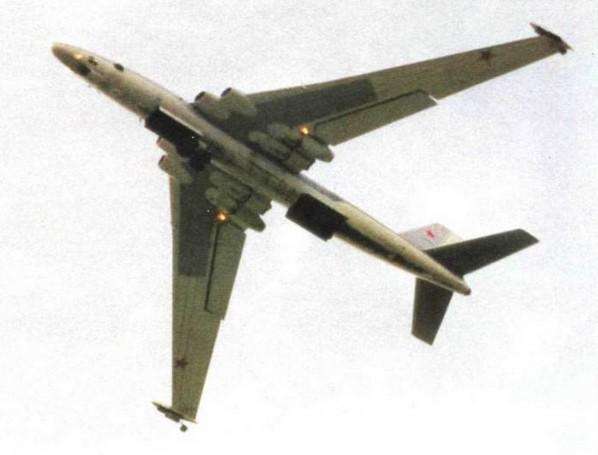ЗМ - стратегический бомбардировщик