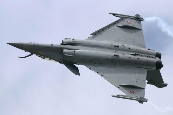 «Рафаль» - французский многоцелевой истребитель