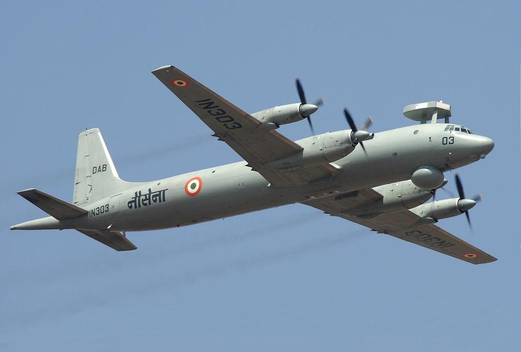 Ил-38SD ВМС Индии
