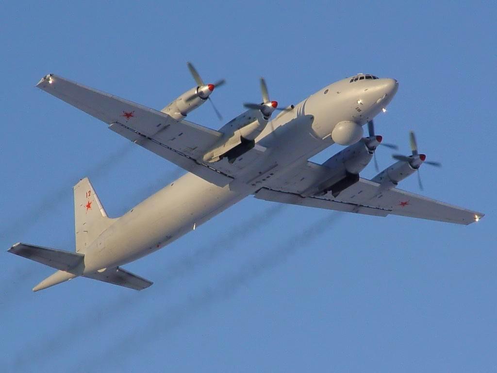 Базовый вариант Ил-38