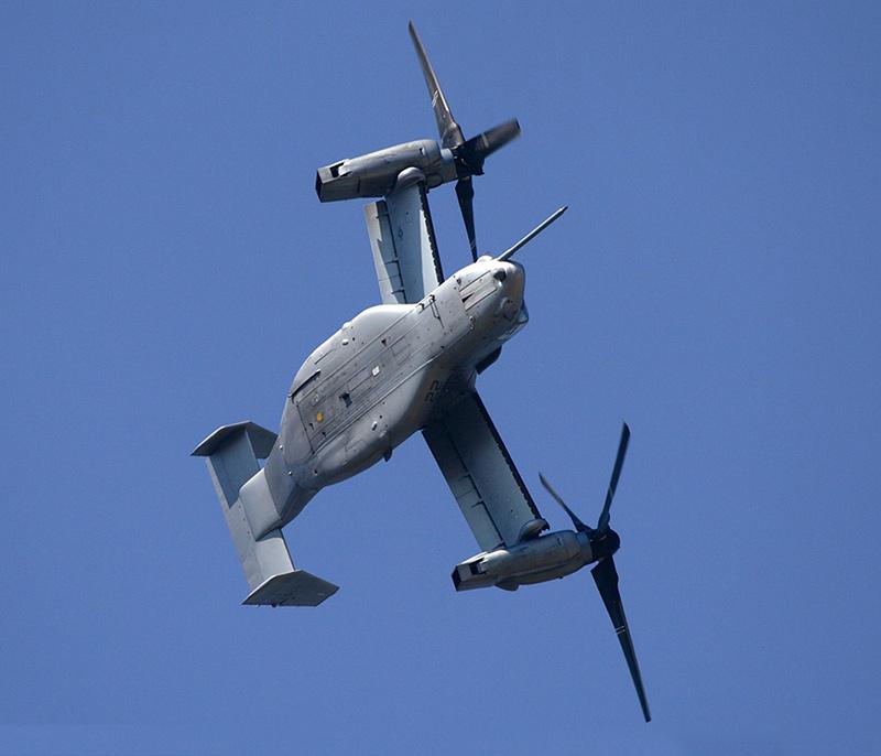 V-22 Osprey - американский конвертоплан