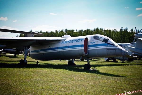 М-17 'Стратосфера' в музее ВВС в Монине