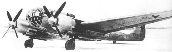 Су-12 - самолет разведчик-корректировщик