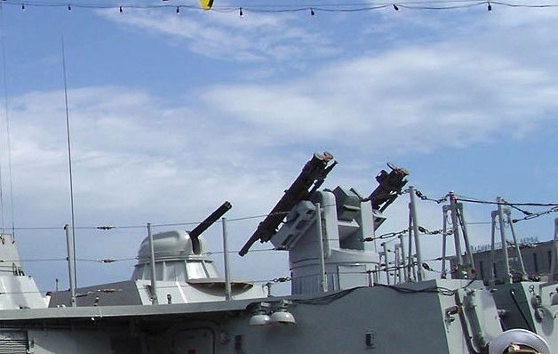 «Гибка» (3М-47) - корабельная турельная пусковая установка