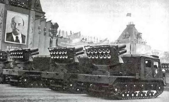 РСЗО БМ-24 - 240-мм реактивная система залпового огня