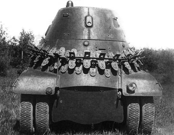 БА-11 - бронеавтомобиль СССР Второй мировой войны