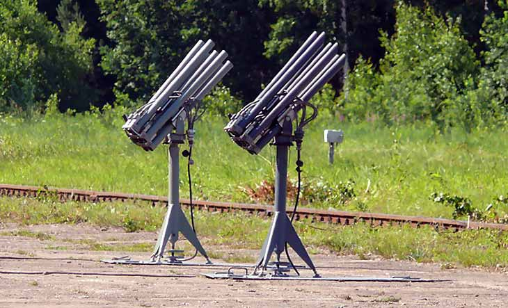 МРГ-1 «Огонёк» - гранатомётный комплекс калибр 55-мм