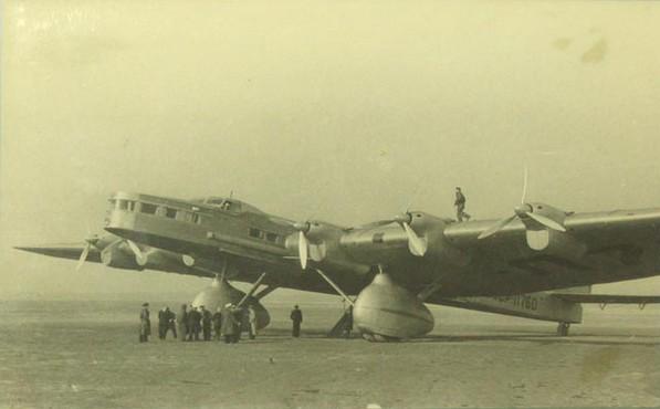 Пассажирский самолет АНТ-20бис (ПС-124)