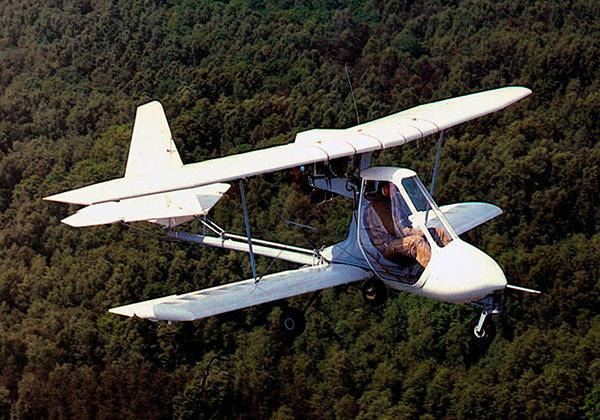 Авиатика-МАИ-890 - лёгкий самолёт