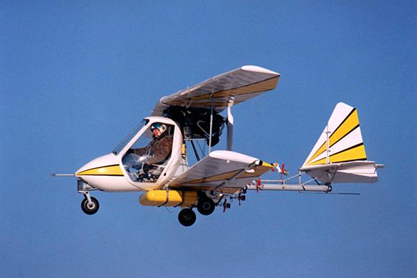 Полет самолета Авиатика-МАИ-890СХ