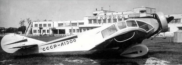 ЛК-1 (НИАИ-1 «Фанера-2») - пассажирский самолет