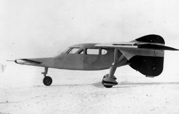 МиГ-8 «Утка» - экспериментальный самолет