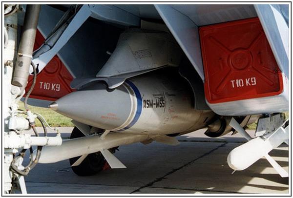 Х-41 (ЗМ80) 'Москит' сверхзвуковая противокорабельная крылатая ракета