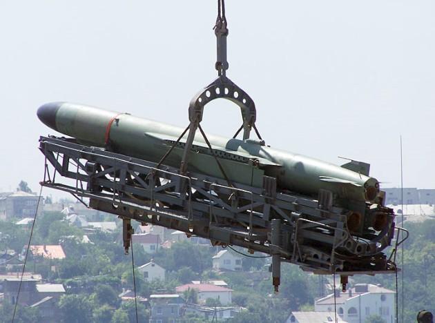 П-120 «Малахит» (4К85) - крылатая противокорабельная ракета