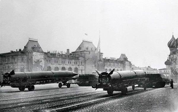 Р-5М (SS-3 Shyster) - ракетный комплекс