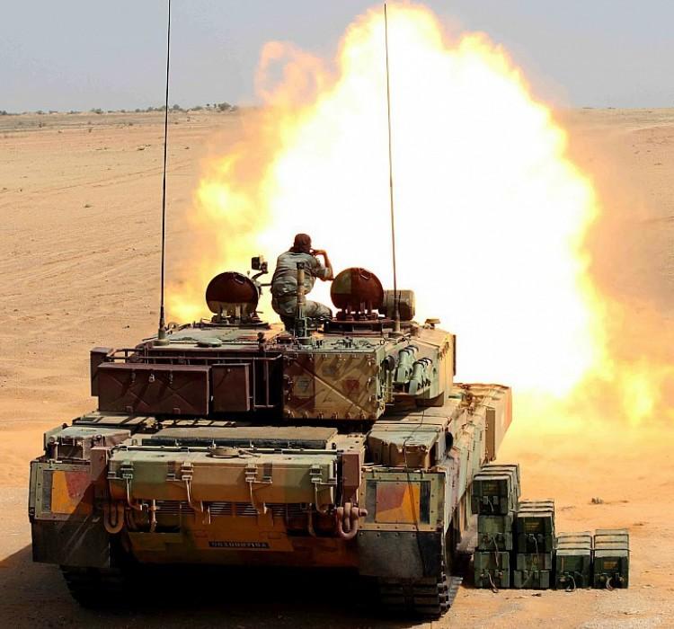 «Арджун» - индийский танк