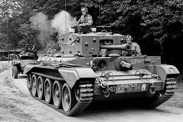 Крейсерский танк «Кромвель»
