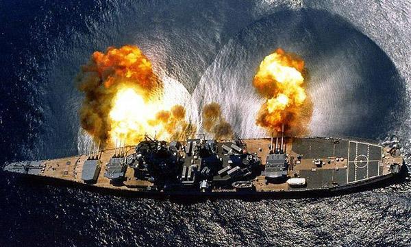 Американские линкоры типа 'Айова'