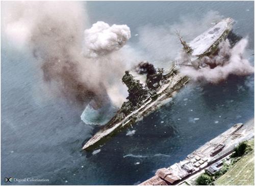 Японские линкоры типа «Исе»