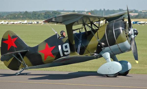 И-15бис (И-152) — советский истребитель