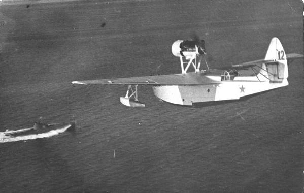 МБР-2 - советская летающая лодка