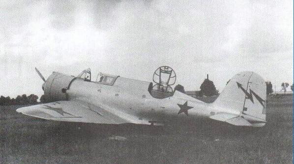 ХАИ-5 (Р-10) - самолет-разведчик