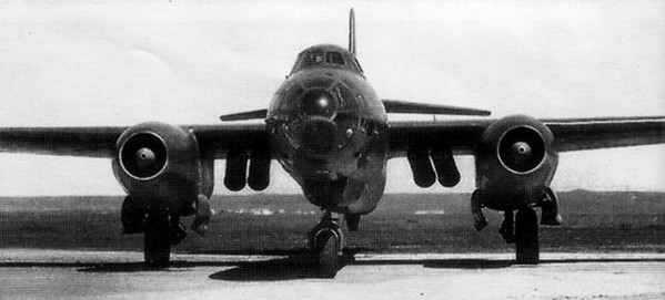 Ту-14 - бомбардировщик-торпедоносец