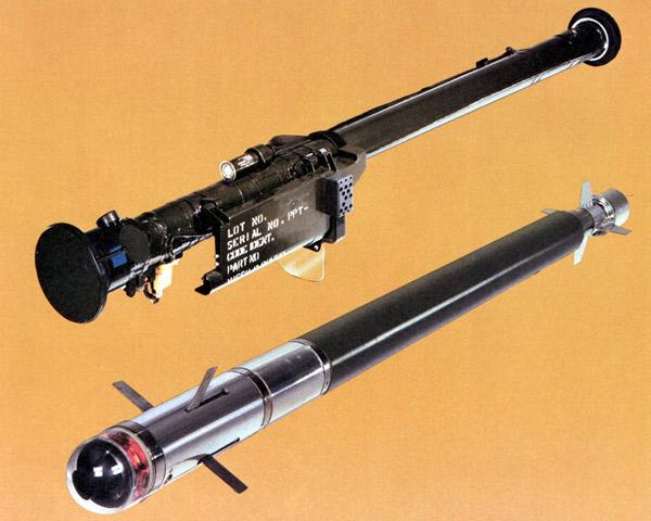 Американский FIM-92А Стингер (Stinger — Жало)