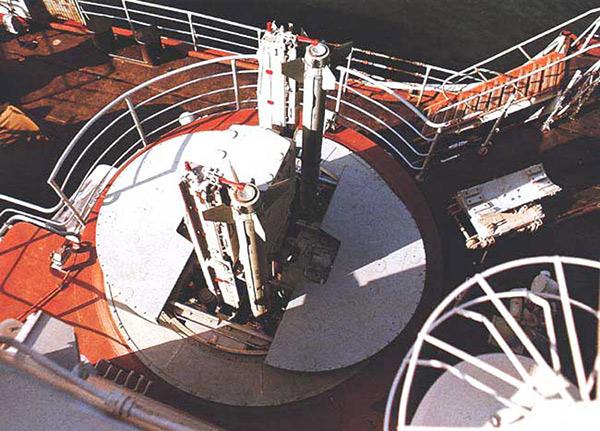 «Оса-М» — автоматизированный корабельный зенитный ракетный комплекс