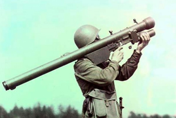 ПЗРК 9К34 'Стрела-3'