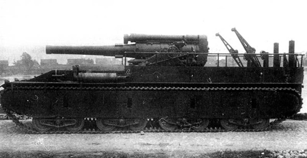 САУ СУ-14 203-мм гаубицей Б-4