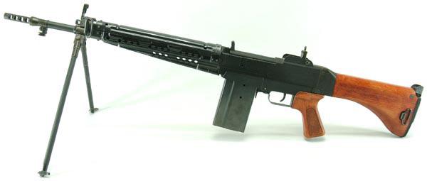Японская автоматическая винтовка Тип 64