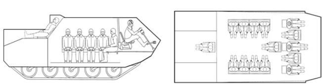 БММ-Д «Травматизм» - бронированная медицинская машина ВДВ