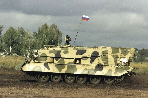 БРЭМ-80У - бронированная ремонтно-эвакуационная машина