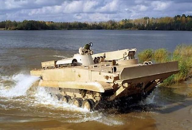 БРЭМ-Л «Беглянка» - бронированная ремонтно-эвакуационная машина