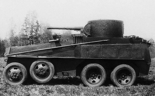 Прошедший модернизацию ПБ-4