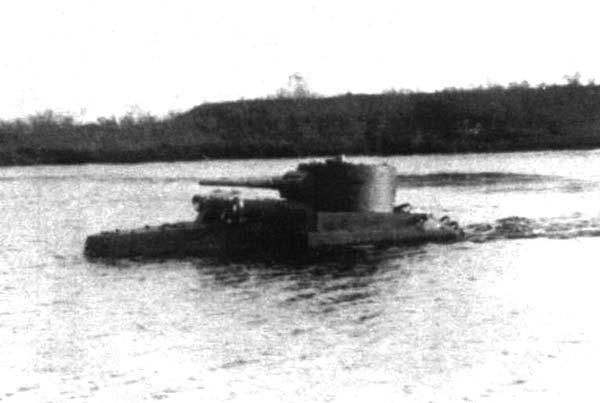 ПБ-4 - советский плавающий бронеавтомобиль