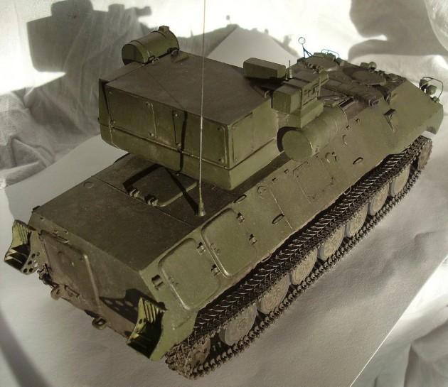 Модель КДХР-1Н «Даль»