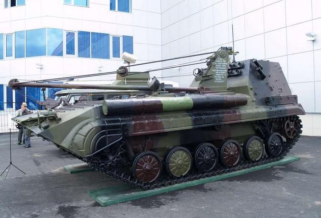 РМ-Г «Десна» - ремонтная гусеничная машина