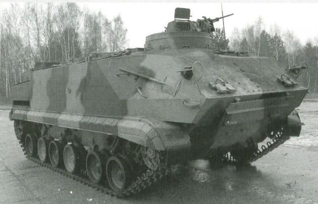 УР-07М «Пересортировка» - установка разминирования