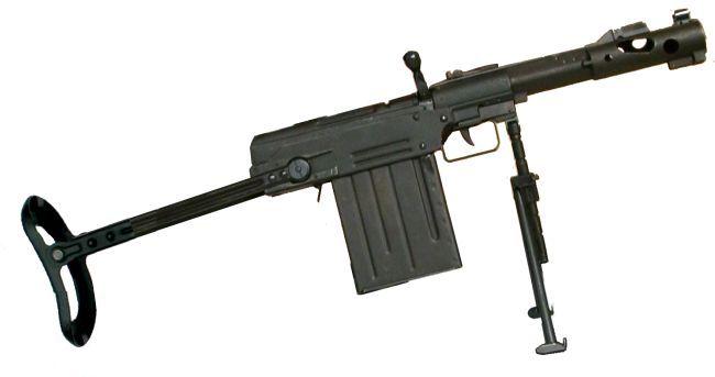 «Буря» (Изделие ДМ) - гранатомет-карабин