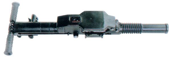 ТКБ-0134 «Козлик», без станка, вид сверху