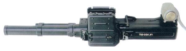 ТКБ-0134 «Козлик» оснащенный электроспуском для установки на технике