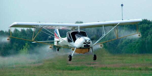 Сельскохозяйственный самолёт МАИ-223СХ