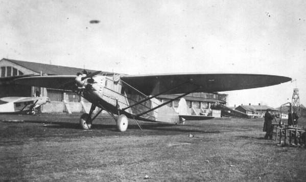 К-5 - пассажирский самолет