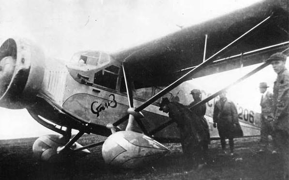 «Сталь-3» - пассажирский самолет