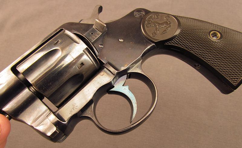 Револьвер Кольт Нью Арми/Нэви