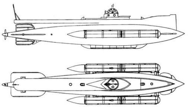 Подводная лодка 'Форель'